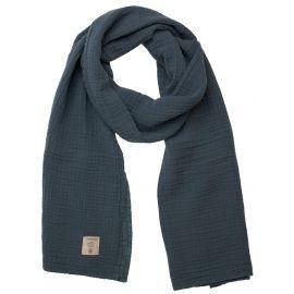 Tetra borstvoedingssjaal - marineblauw