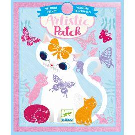 Artistic Patch - viltplaatjes - Little pets