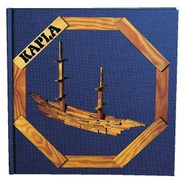 Kapla kunstboek volume 2 - blauw