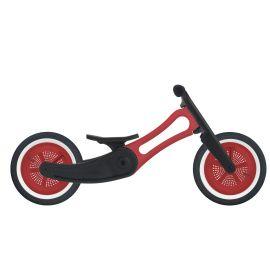 Loopfiets Wishbone Bike 2-in-1 Recycled Edition Re Red