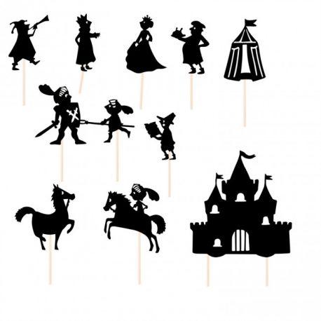 Middeleeuwse schaduws - Les petites merveilles