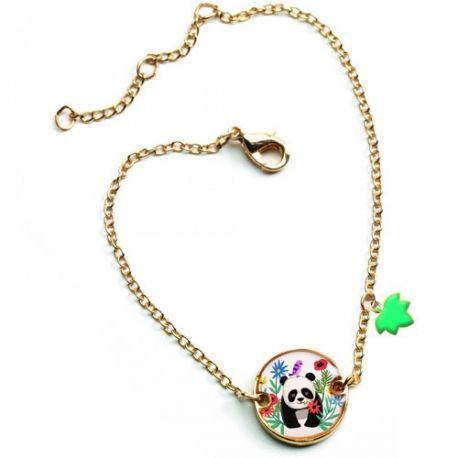 Armbandje Lovely Bracelet - Panda