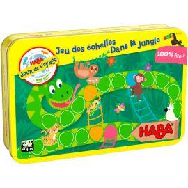 Jungle ladderspel