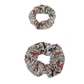 Duo collectie - Scrunchie Roxy