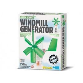 kit de construction d\'un générateur de moulin à vent