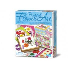 kit créatif \'presse à fleurs\'