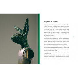 prachtig kunstboek 'De kleine fabre'