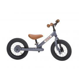 Trybike steel loopfiets grey - tweewieler